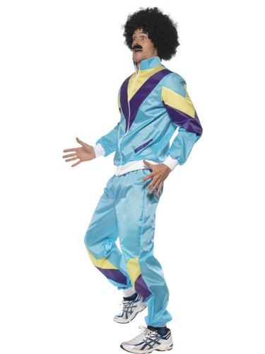 Shell Suit Fancy Dress Costume Thumbnail 3