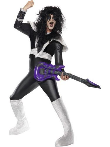 Glam Rocker Fancy Dress Costume Thumbnail 1