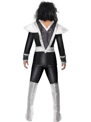 Glam Rocker Fancy Dress Costume Thumbnail 2