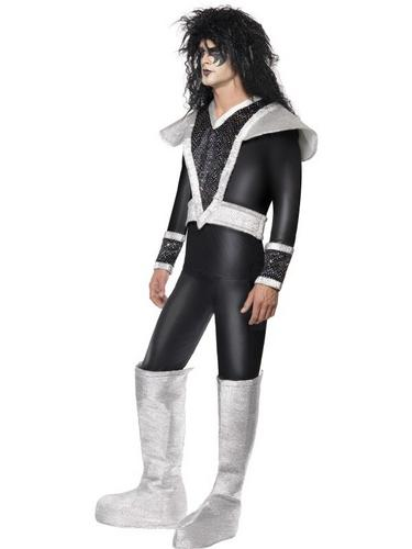 Glam Rocker Fancy Dress Costume Thumbnail 3