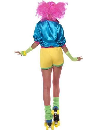 Skater Girl Fancy Dress Costume Thumbnail 2