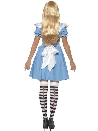 Deck of Cards Girl Fancy Dress Costume Thumbnail 2