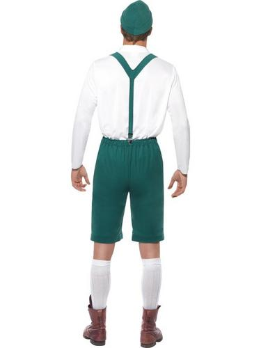 Male Oktoberfest Fancy Dress Costume Thumbnail 2