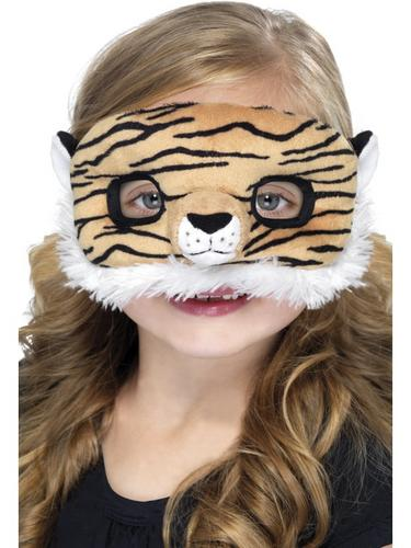 Child Plush Eyemask,Tiger Thumbnail 1