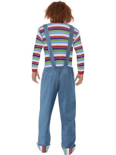 Male Chucky Fancy Dress Costume Thumbnail 2