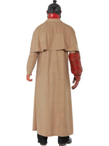 Hellboy Fancy Dress Costume Thumbnail 2