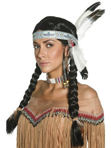 Native Indian Wig Thumbnail 1