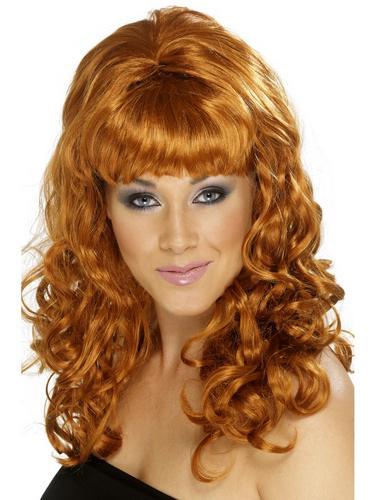 Beehive Beauty Wig Auburn Thumbnail 1