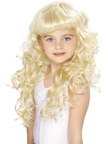Girl's Princess Wig Thumbnail 1