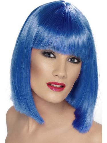 Glam Wig Blue Thumbnail 1