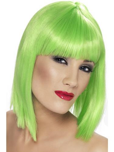 Glam Wig Green Thumbnail 1