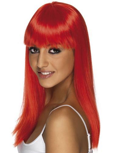 Glamourama Wig Red Thumbnail 1