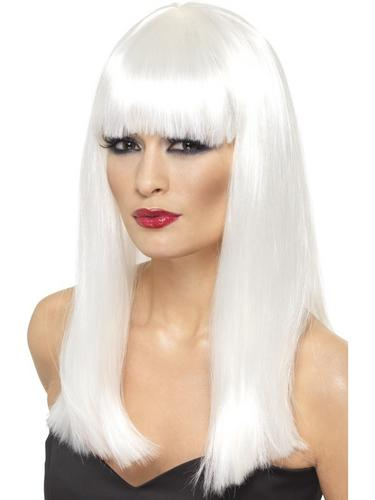 Glamourama Wig White Thumbnail 1