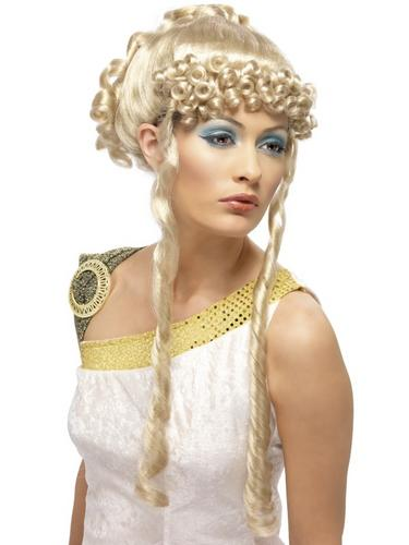 Greek Goddess Wig Thumbnail 1