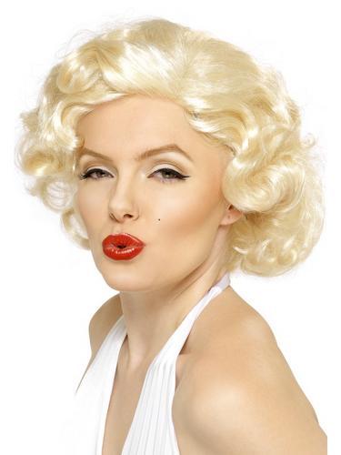 Marilyn Monroe Bombshell Wig Thumbnail 1
