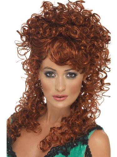 Saloon Girl Wig Thumbnail 1
