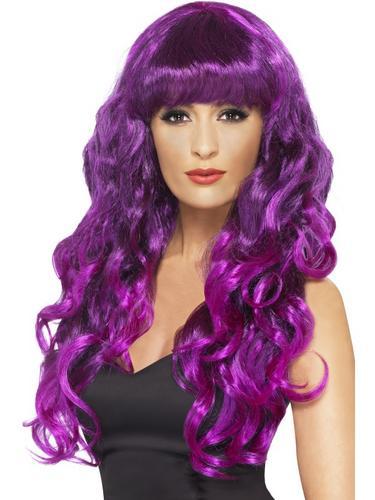Siren Wig Purple Thumbnail 1