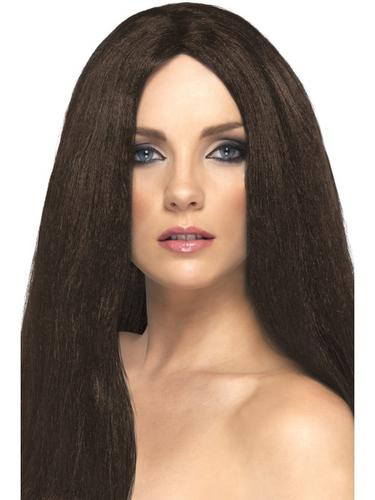 Star Style Wig Brown Thumbnail 1