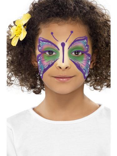 Make Up FX, Aqua Face and Body Paint, Princess Kit Thumbnail 3