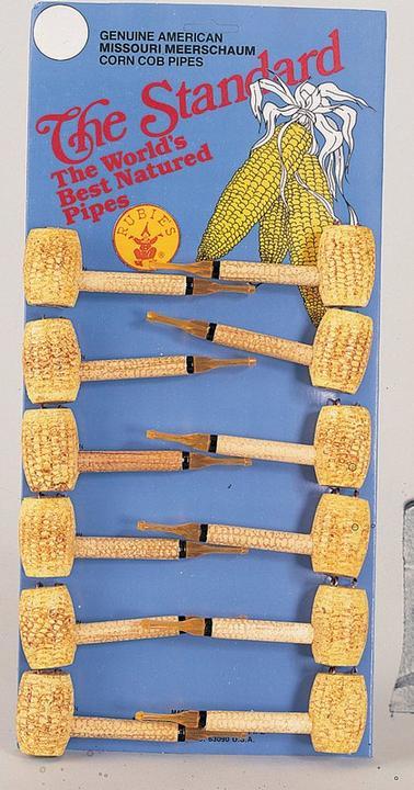 Genuine Corn Cob Pipe Thumbnail 1
