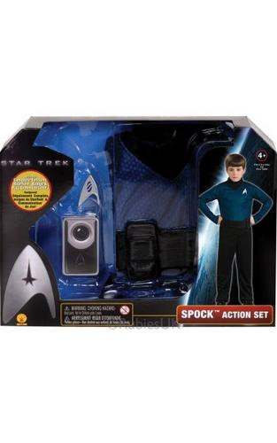Kids Star Trek Spock Action Box Thumbnail 1