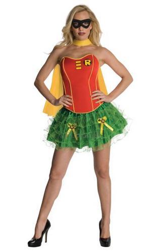 Robin Corset Costume Thumbnail 1