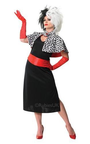Cruella De Vil Costume Thumbnail 1