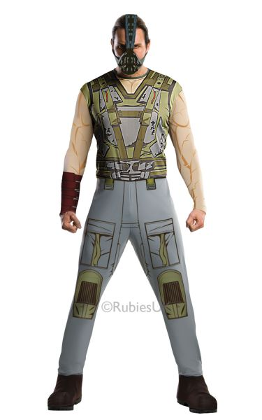 Bane Adult Fancy Dress Costume Thumbnail 1