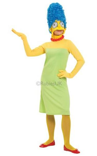 Deluxe Marge Simpson Costume Thumbnail 1