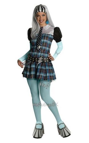 Frankie Stein Ladies Costume Thumbnail 1