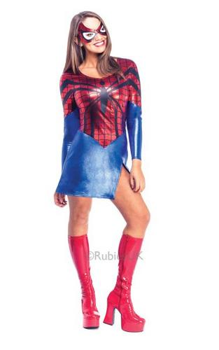 Adult Spider Girl Costume Thumbnail 1