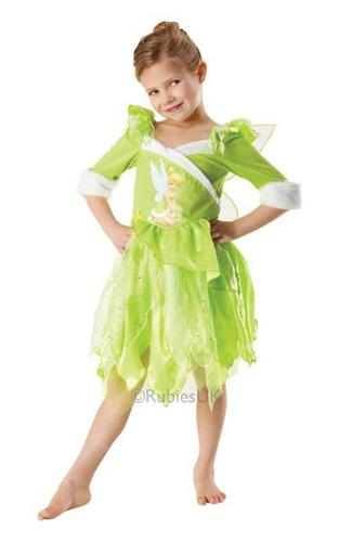 Tinker Bell Winter Wonderland Costume Thumbnail 1