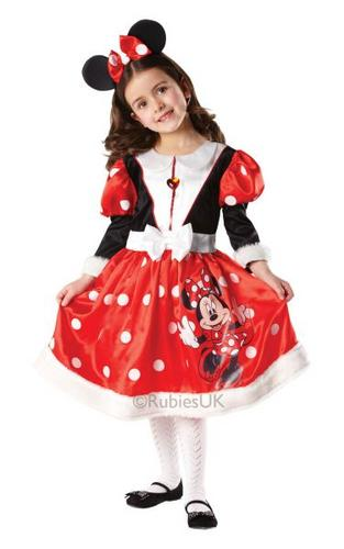 Minnie Mouse Winter Wonderland Costume Thumbnail 1