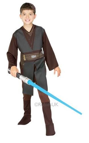Childs Anakin Fancy Dress Costume Thumbnail 1