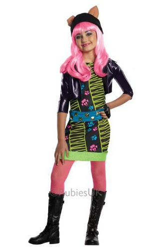 Monster High Howleen Childs Costume Thumbnail 1