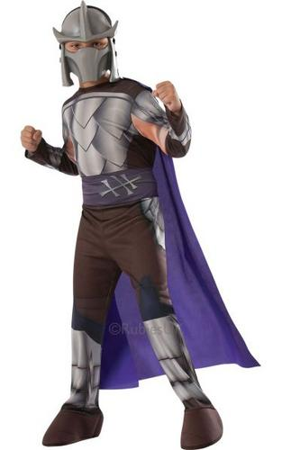 Teenage Mutant Ninja Turles Shredder Childs Costume Thumbnail 1