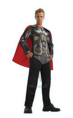 Marvel Thor 2 Deluxe Costume Thumbnail 1