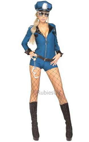 Miss Demeanor Fancy Dress Costume Thumbnail 1