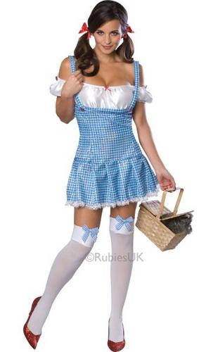 Dorothy Fancy Dress Costume Thumbnail 1