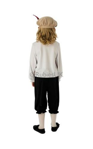 Child Tudor Boy Costume Thumbnail 2