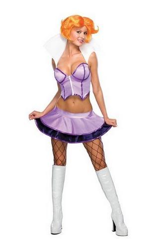 Jane Jetson Costume Thumbnail 1
