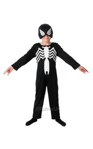 Kids Reversible Ultimate Spider Man Costume Thumbnail 1