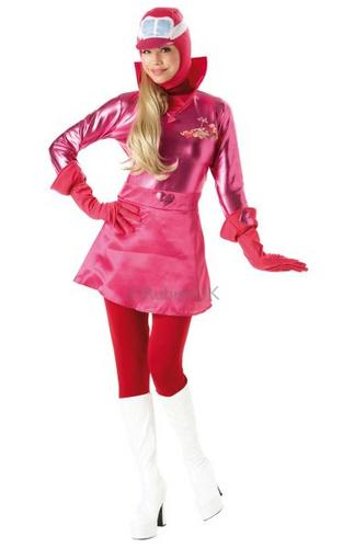 Penelope Pitstop Fancy Dress Costume Thumbnail 1