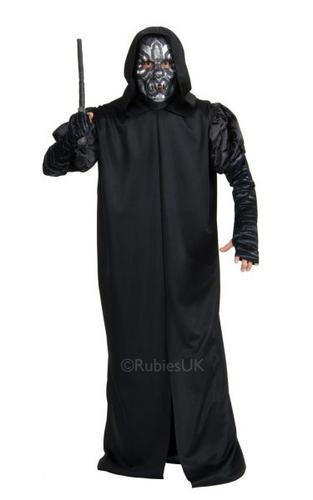 Adult Death Eater Costume Thumbnail 1