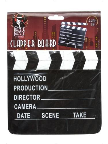 Clapper Board 7X 8 Hollywood Film Prop Thumbnail 2