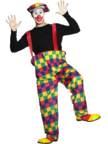 Clown Fancy Dress Costume Thumbnail 2
