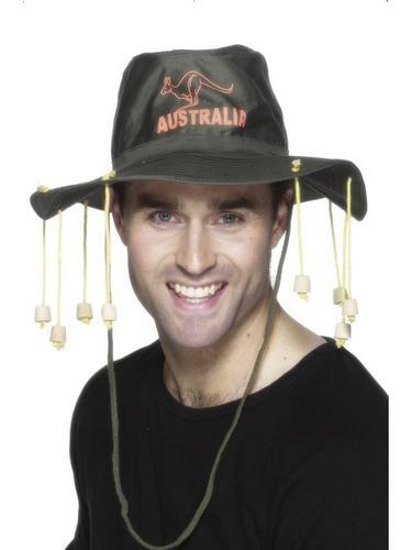 Australian Fancy Dress Hat Thumbnail 1
