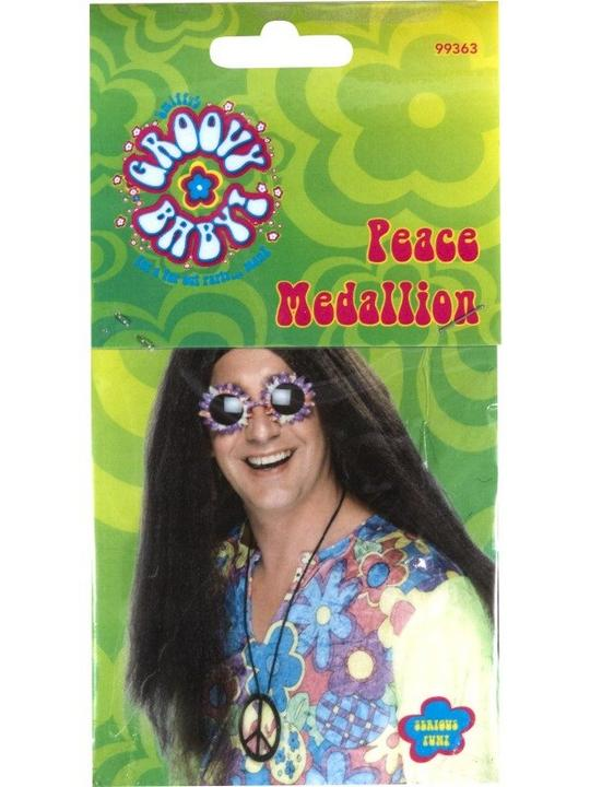 70s Peace Medallion Thumbnail 2