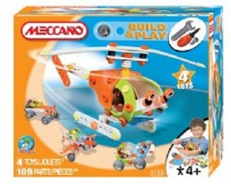 Meccano Helicopter Thumbnail 1
