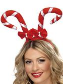 Candy Cane Headband